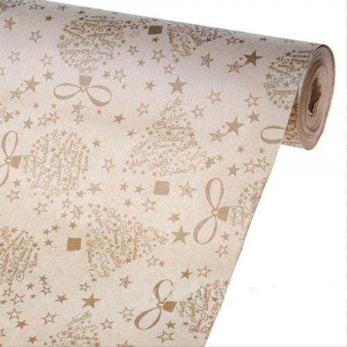 Упаковочная бумага Крафт