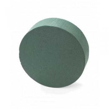 Флористическая губка Oasis Идеал Цилиндр, 22х7см (1 шт.)