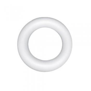 Кольцо из пенопласта, 25см (1 шт.)