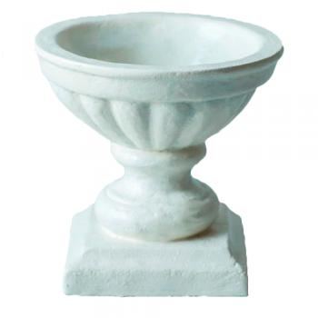 Вазон из искусственного камня Антея, 14 см (1 шт.)