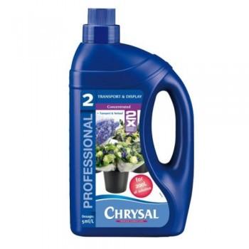Chrysal 2 Кондиционер для хранения и транспортировки цветов, 1 л