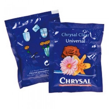 Chrysal 1 сухой средство для срезанных цветов, уп.10г (1 шт.)