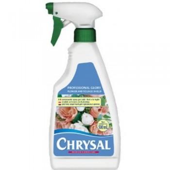 Раствор защитный для срезанных цветов Chrysal, спрей 500мл (1 шт.)