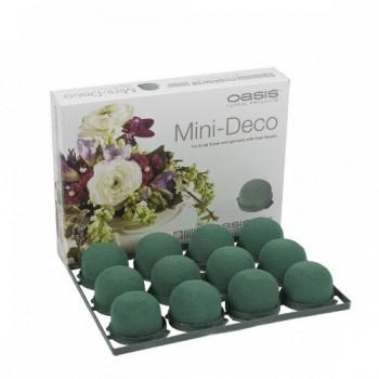 Флористическая губка Oasis Идеал Мини Деко, 5x3.5см (1 шт.)