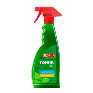 Тоник для листьев Bona Forte, 500 мл (1 шт.)