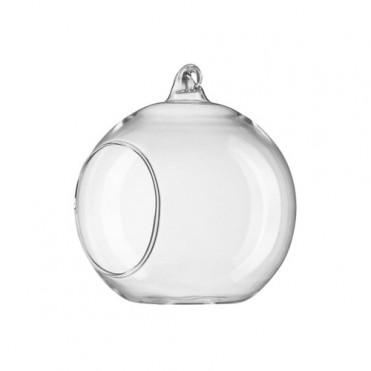 Ваза-подвеска шар, D10см (1 шт.)