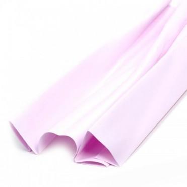 Фоамиран иранский в листах 1 мм, 60х70 см (1 шт.) - светло-розовый