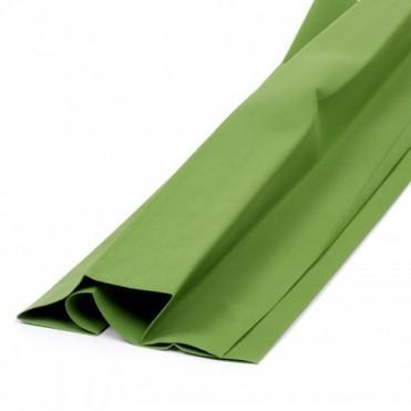 Фоамиран иранский в листах 1 мм, 60х70 см (1 шт.) - темно-зеленый