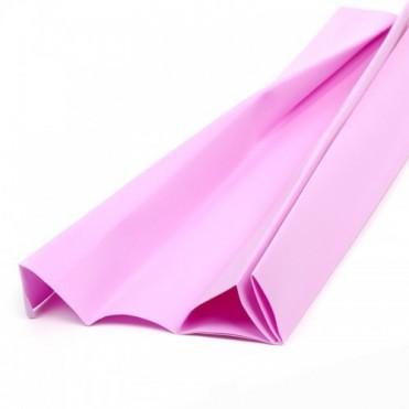 Фоамиран иранский в листах 1 мм, 60х70 см (1 шт.) - темно-розовый