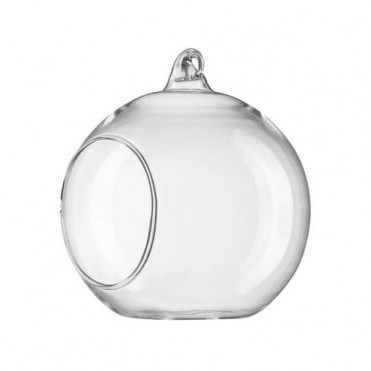 Ваза-подвеска шар, D12см (1 шт.)
