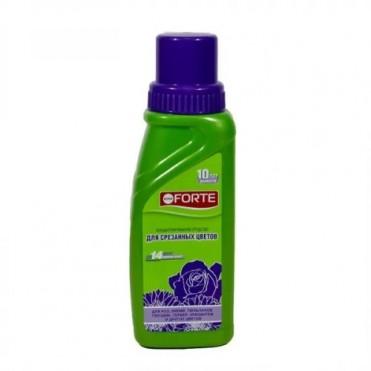 Универсальное жидкое средство для продления жизни срезанных цветов Bona Forte, 285мл (1 шт.)