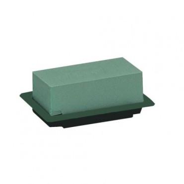 Флористическая губка Oasis настольный Mini, 13x9x5см (1 шт.)