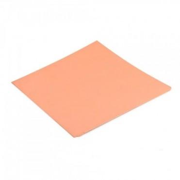 Упаковочная бумага Тишью 50смx75см (10 шт.) - персиковая