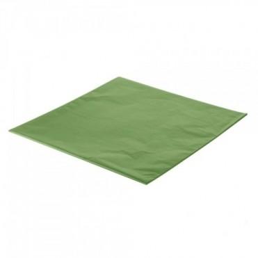 Упаковочная бумага Тишью 50смx75см (10 шт.) - зеленая