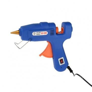 Пистолет клеевой горячего плавления (1.1), 60W (1 шт.)