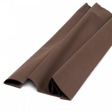 Фоамиран иранский в листах 1 мм, 60х70 см (1 шт.) - коричневый