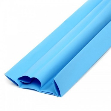 Фоамиран иранский в листах 1 мм, 60х70 см (1 шт.) - синий