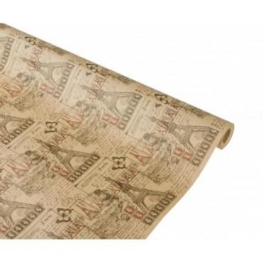 Бумага упаковочная Марки крафт бурый 0,7х2,5м, 60г/м2 (1 шт.)