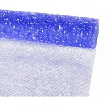 Сетка-снег, 50смх5ярд (пластик) - синяя