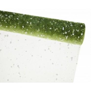 Сетка-снег, 50смх5ярд (пластик) - оливковая