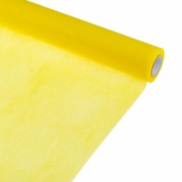 Фетр, 50смх5м (1 шт.) - желтый