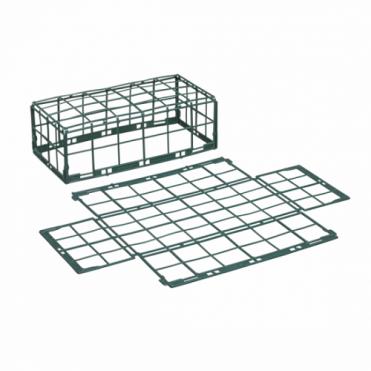 Сетка-каркас для флористической пены, 24x12х9см (1 шт.)